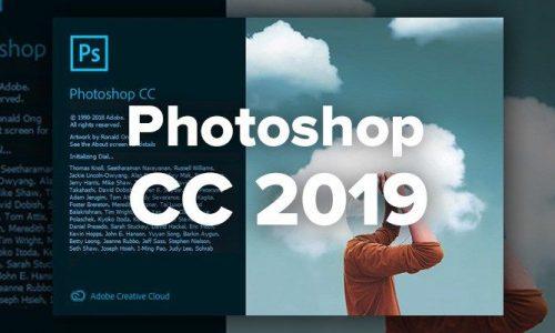 Photoshop CC 2019 Crack