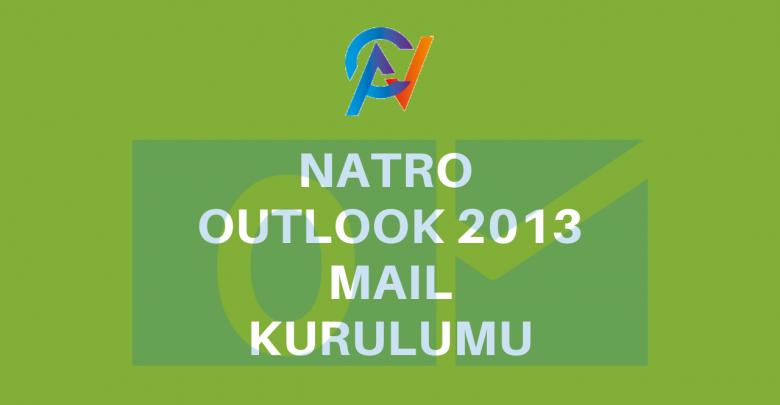 Natro Mail Kurulumu