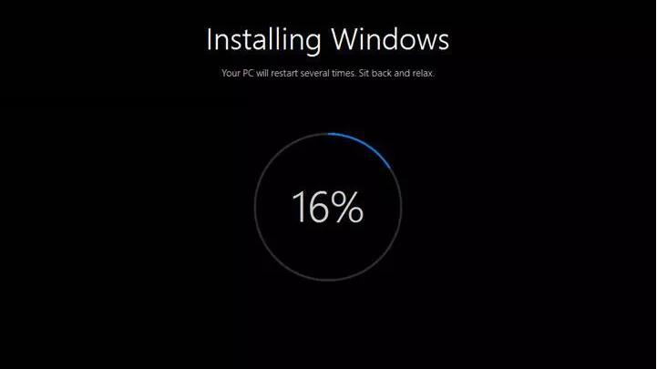 Windows'a İnternetten Format Atma